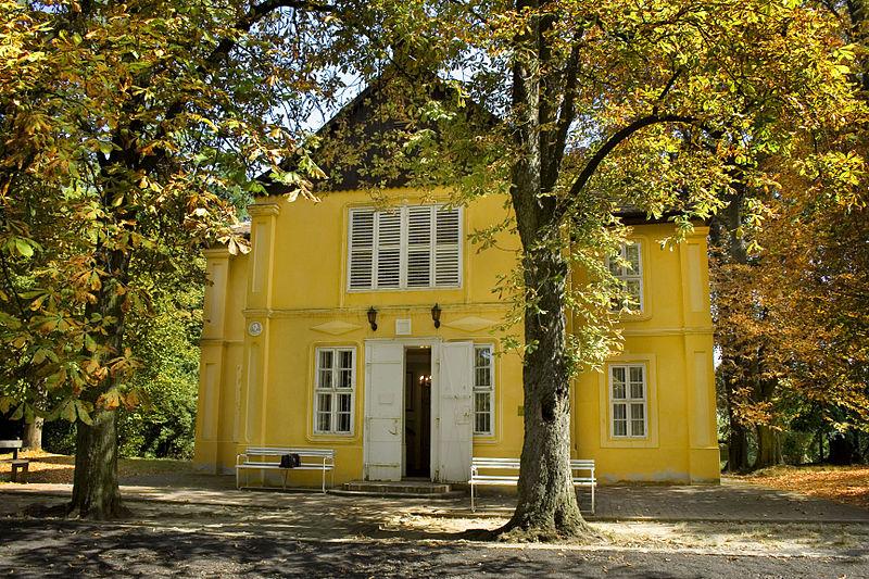 House of Jozsef Rippl-Rónai