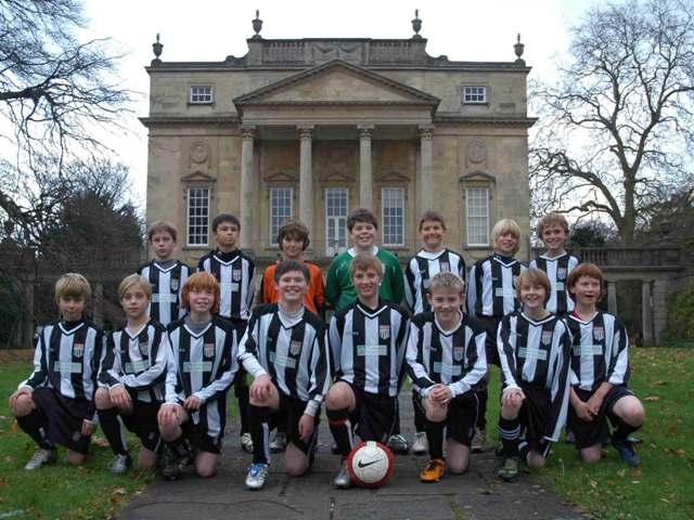 Bath City Youth Football Team