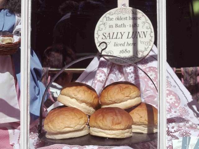Sally Lunn's Bath